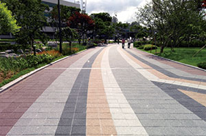 Permeable-Pavers-In-Use | Hydropavers